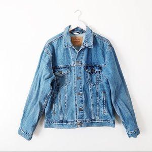 Levi's Vintage Denim Jacket Mens 90's 70507-0389